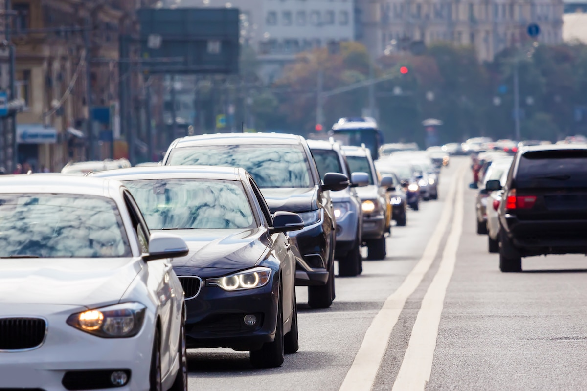 Sick of Long Commutes? These Cities Have the Worst Traffic - Insurify