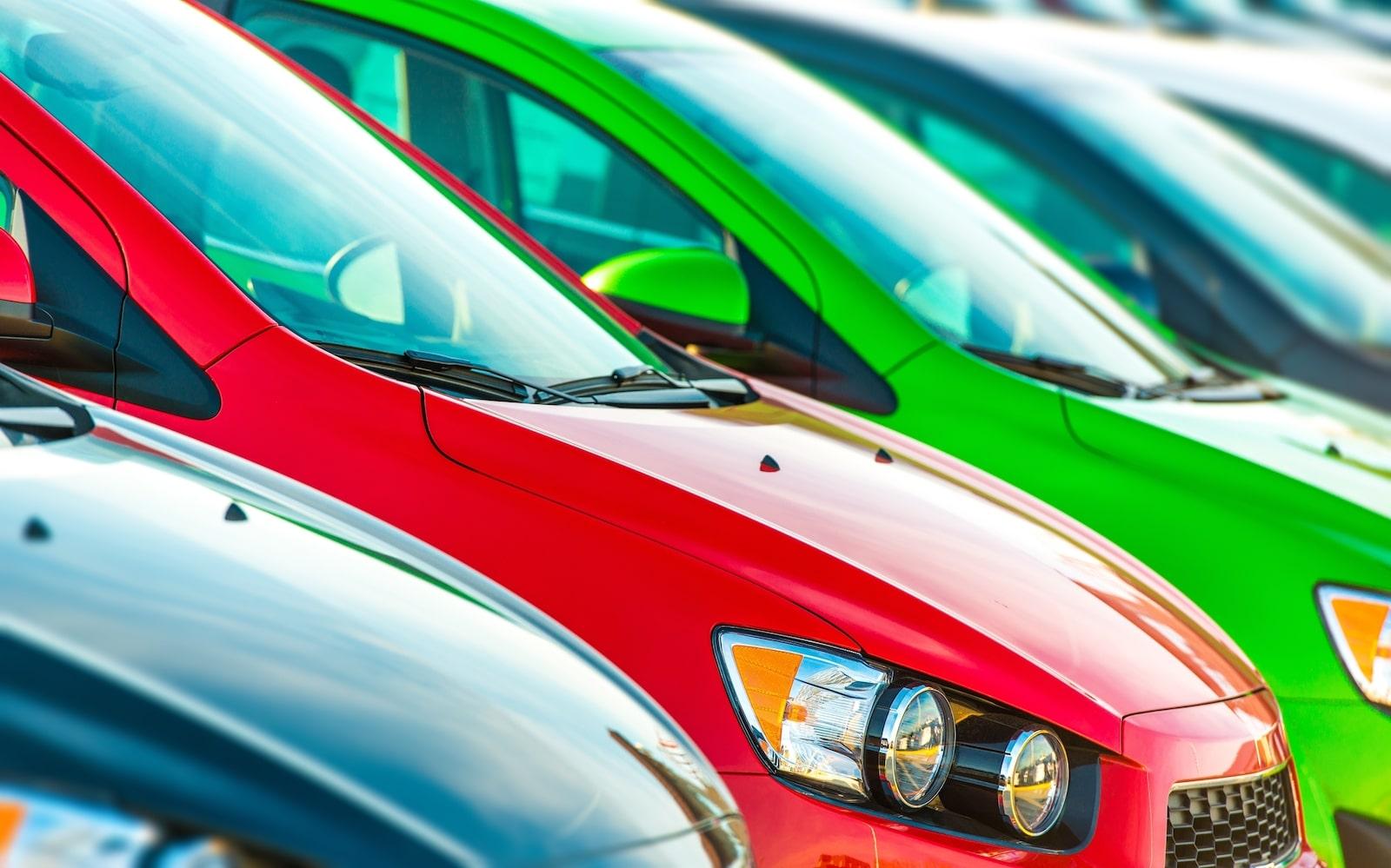 Most popular car color