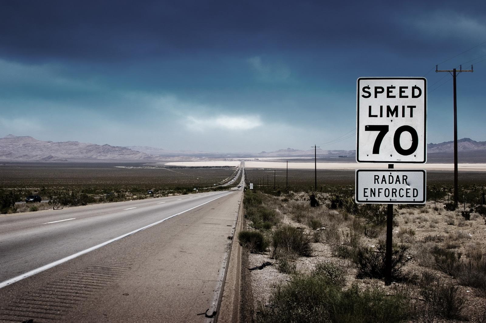 Speeding Tickets by State