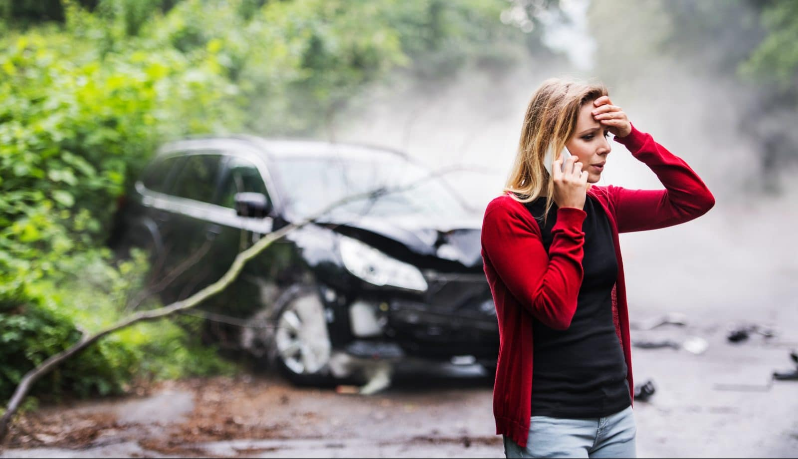 Buckle Up: States with the Most Car Accidents