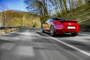(Not) Model Behavior: Car Models with the Most Speeding Tickets
