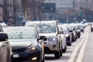 Life in the Slow Lane: Cities with the Most Traffic