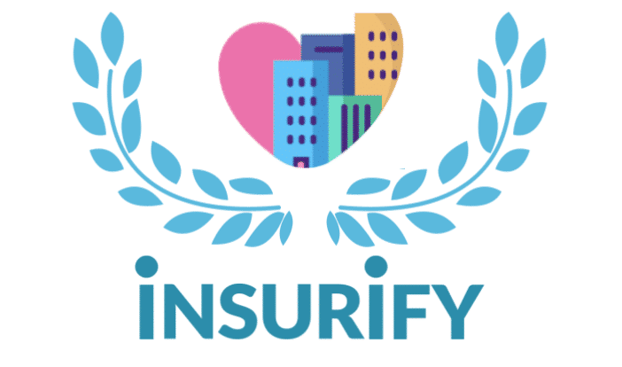 Insurify's Best Cities for Singles Award Badge