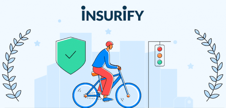 Insurify's 2021 Best Bicycling Cities Awards