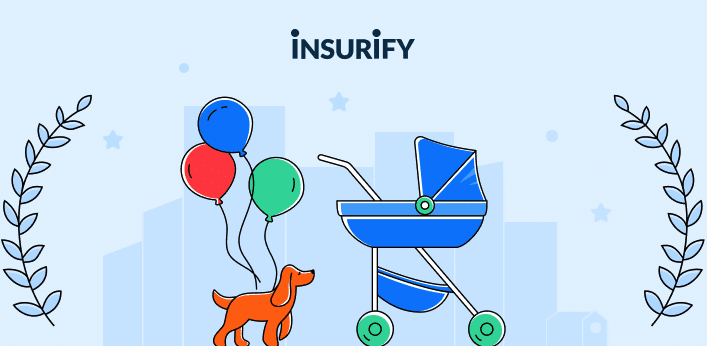 Insurify's Best Cities for Young Families Awards